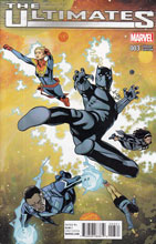 Image: Ultimates #3 (Sprouse variant cover - 00321) - Marvel Comics