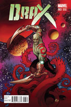 Image: Drax #3 (variant cover - Powell) - Marvel Comics
