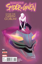 Image: Spider-Gwen #4 - Marvel Comics