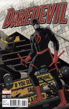 Image: Daredevil #3 (Rivera variant cover - 00321) - Marvel Comics