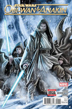 Image: Obi-Wan and Anakin #1 - Marvel Comics