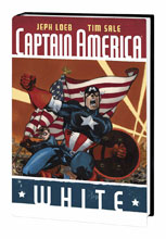 Image: Captain America: White HC  - Marvel Comics
