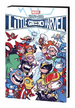 Image: Giant-Size Little Marvel: AvX HC  - Marvel Comics