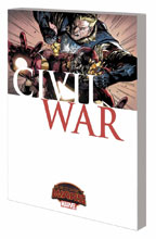 Image: Civil War: Warzones! SC  - Marvel Comics