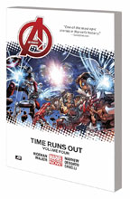 Image: Avengers: Time Runs Out Vol. 04 SC  - Marvel Comics