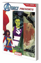 Image: A-Force Presents Vol. 03 SC  - Marvel Comics