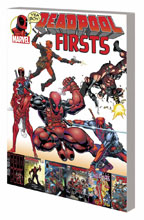 Image: Deadpool Firsts SC  - Marvel Comics