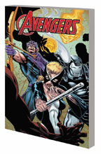 Image: Avengers: The Death of Mockingbird SC  - Marvel Comics