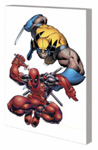 Image: Marvel Universe: Deadpool & Wolverine Digest SC  - Marvel Comics