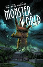 Image: Monster World #2 (regular cover - Kowalski) - American Gothic Press