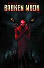 Image: Broken Moon #4 (regular cover - Jones) - American Gothic Press