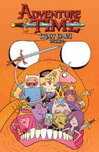 Image: Adventure Time: Sugary Shorts Vol. 02 SC  - Boom! Studios