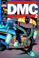 Image: DMC #2 SC  - Darryl Makes Comics