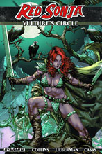 Image: Red Sonja: Vulture's Circle SC  - Dynamite
