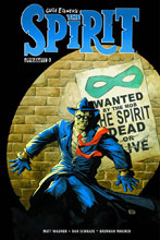 Image: Will Eisner's The Spirit #7 - Dynamite