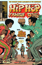 Image: Hip Hop Family Tree #6 - Fantagraphics Books