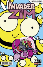 Image: Invader Zim #7 - Oni Press Inc.