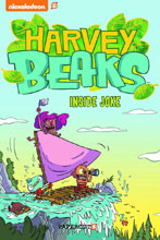 Image: Harvey Beaks Vol. 01: Inside Joke HC  - Papercutz