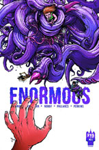 Image: Enormous Vol. 2 #5 (cover B - Lee) - 215 Ink