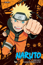 Image: Naruto 3-in-1 Vol. 13 SC  - Viz Media LLC