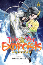 Image: Twin Star Exorcists Vol. 03 SC  - Viz Media LLC