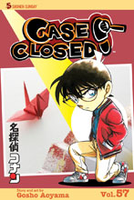 Image: Case Closed! Vol. 57 SC  - Viz Media LLC