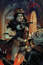 Image: Grimm Fairy Tales Presents: Van Helsing vs. Dracula SC  - Zenescope Entertainment Inc