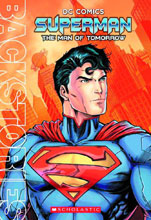 Image: DC Comics Backstories: Superman: The Man of Tomorrow SC  - Scholastic Inc.