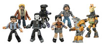 Image: Indy Minimates 2-Pack Assortment  -