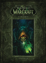 Image: World of Warcraft Chronicle Vol. 02 HC  - Dark Horse Comics