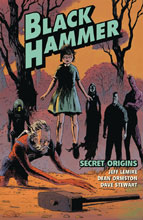 Image: Black Hammer Vol. 01: Secret Origins SC  - Dark Horse Comics