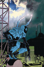 Image: Blue Beetle #5 (variant cover - Cully Hamner) - DC Comics