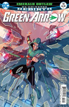 Image: Green Arrow #14 - DC Comics