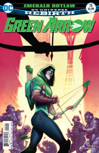 Image: Green Arrow #15 - DC Comics