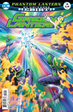 Image: Green Lanterns #14 - DC Comics