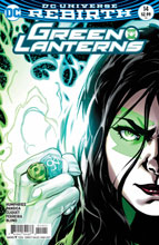 Image: Green Lanterns #14 (variant cover - Emanuela Lupacchino) - DC Comics