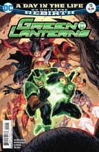Image: Green Lanterns #15 - DC Comics