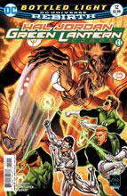 Image: Hal Jordan & the Green Lantern Corps #12 - DC Comics