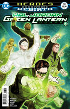 Image: Hal Jordan & the Green Lantern Corps #13 - DC Comics