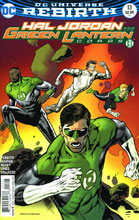 Image: Hal Jordan & the Green Lantern Corps #13 (variant cover - Kevin Nowlan) - DC Comics