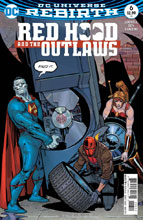 Image: Red Hood & the Outlaws #6 [2017]  [2017] - DC Comics