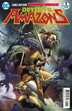Image: Odyssey of the Amazons #1 - DC Comics