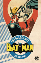 Image: Batman: The Golden Age Vol. 02 SC  - DC Comics