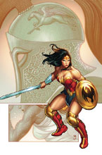 Image: Wonder Woman: Her Greatest Battles SC  - DC Comics