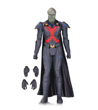 Image: DC Action Figure: Supergirl TV Show 02 - Martian Manhunter  - DC Comics