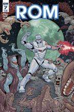Image: Rom #7 - IDW Publishing