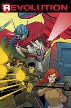 Image: Revolution SC  - IDW Publishing