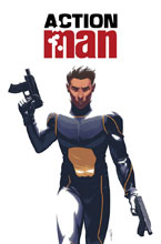 Image: Action Man Vol. 01 SC  - IDW Publishing