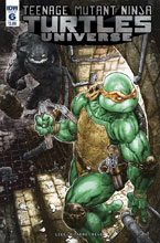 Image: Teenage Mutant Ninja Turtles Universe #6 - IDW Publishing