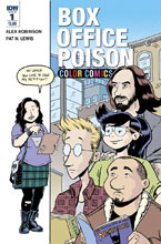 Image: Box Office Poison Color Comics #1  [2017] - IDW Publishing